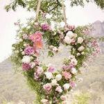 Романтическая свадьба: стилистика в деталях