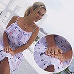 Пелагея опубликовала в Instagram первые фото из медового месяца