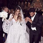 Свадьба Сиары и Рассела Уилсона: новые подробности торжества и первое фото молодоженов