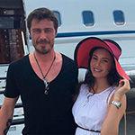 Теннисист Марат Сафин и оперная певица Аида Гарифуллина ждут ребенка