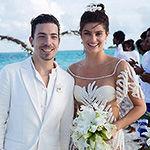 Свадьба Изабели Фонтана