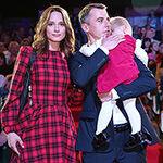 Игорь Петренко и Кристина Бродская тайно обвенчались и ждут второго ребенка