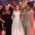 Свадьба дочери таджикского олигарха Шокирова