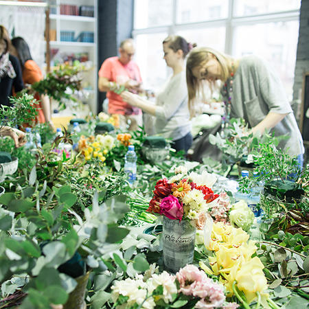 Интенсив для свадебных декораторов прошел в Минске