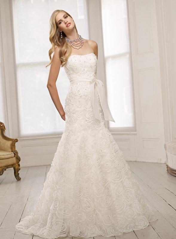 эскизы Свадебные платья 2013 платья