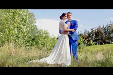 Красивое свадебное видео Александра Дубовского