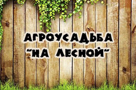 """Агроусадьба  """"На Лесной"""""""