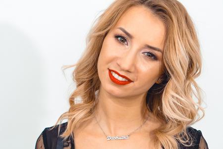 Ведущая и регистратор Дарья Касач