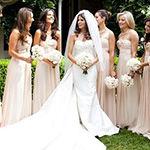 Поздравления от подруг невесты. Часть 3