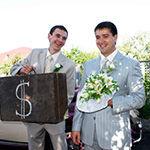 Выкуп невесты – сценарий №1