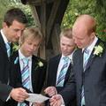 Что одеть на свадьбу мужчине?