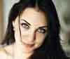 Lussie Lynch,голубые глаза,девушка,брюнетки,улыбка,Красивая,милая,песочница,обои для рабочего стола,симпатичная.