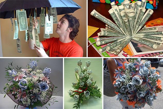Подарок на свадьбу оригинально оформить подарок деньги 2