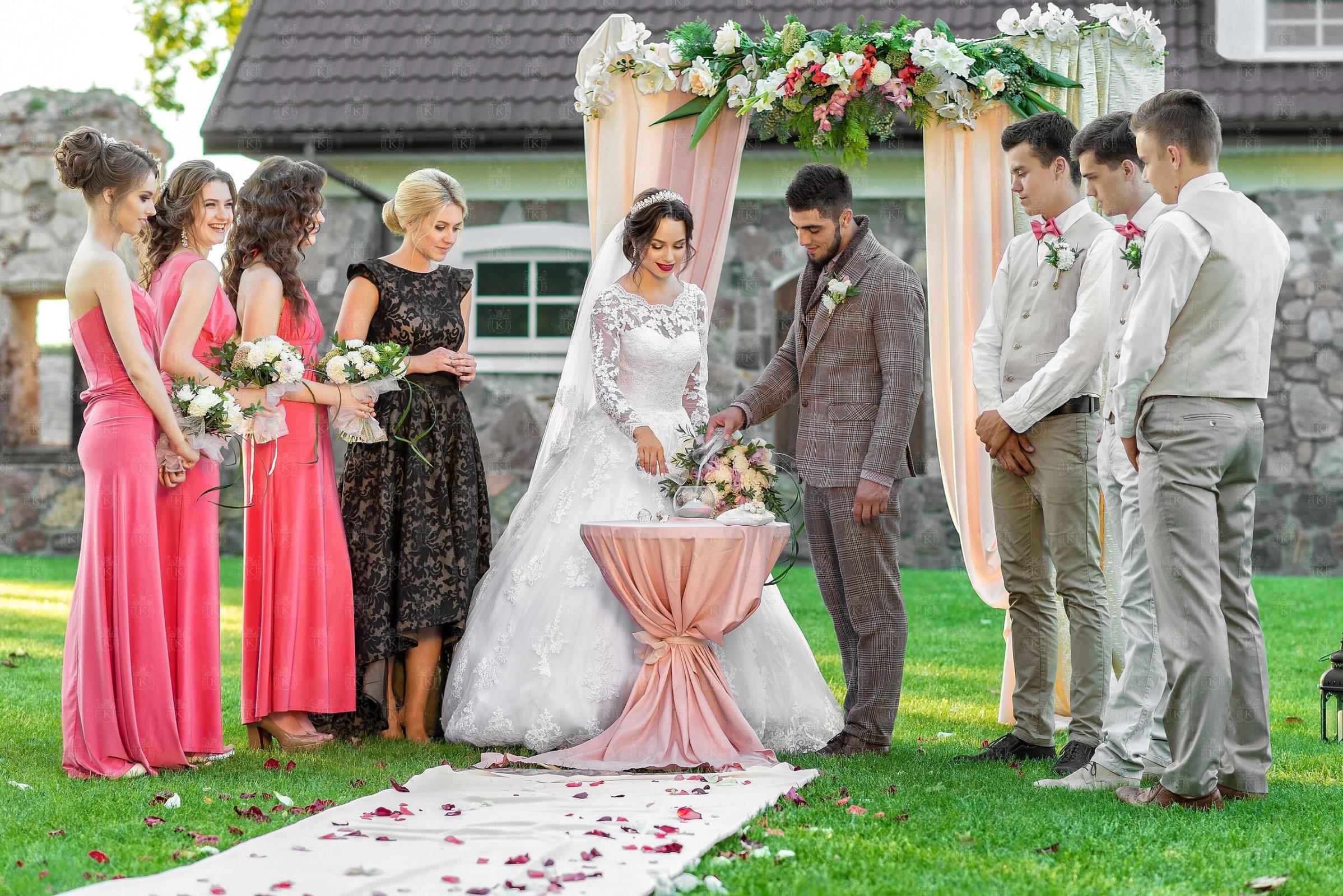 Фото свадебных торжеств