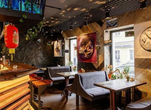 Романтический остров в  Минске для ценителей коктейльной культуры и авторской кухни