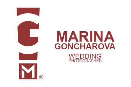 Свадебный фотограф  Марина Гончарова