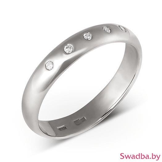 """Салон обручальных колец """"Свадьба"""" - Обручальные кольца с бриллиантами - фото 35"""