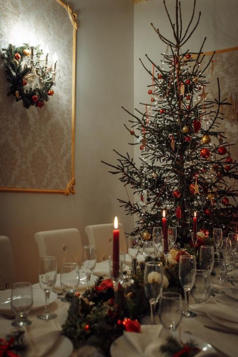 "Коттедж  Пруды Hall / ""Пруды Холл"" - Новый год в усадьбе - фото 12"