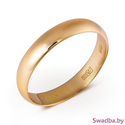 """Салон обручальных колец """"Свадьба"""" - Обручальные кольца без вставок - фото 8"""