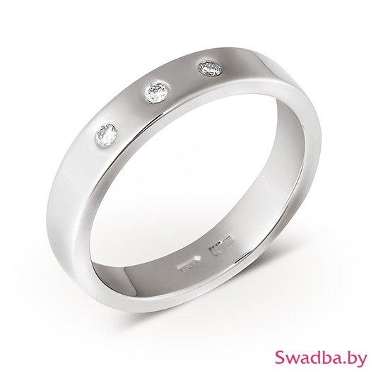 """Салон обручальных колец """"Свадьба"""" - Обручальные кольца с бриллиантами - фото 39"""
