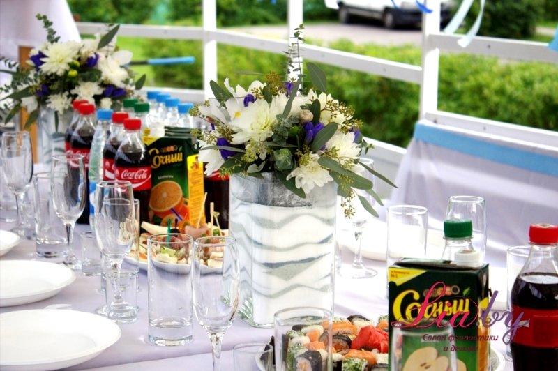 Салон флористики и декора Lia.by - Машины, параходы - фото 26