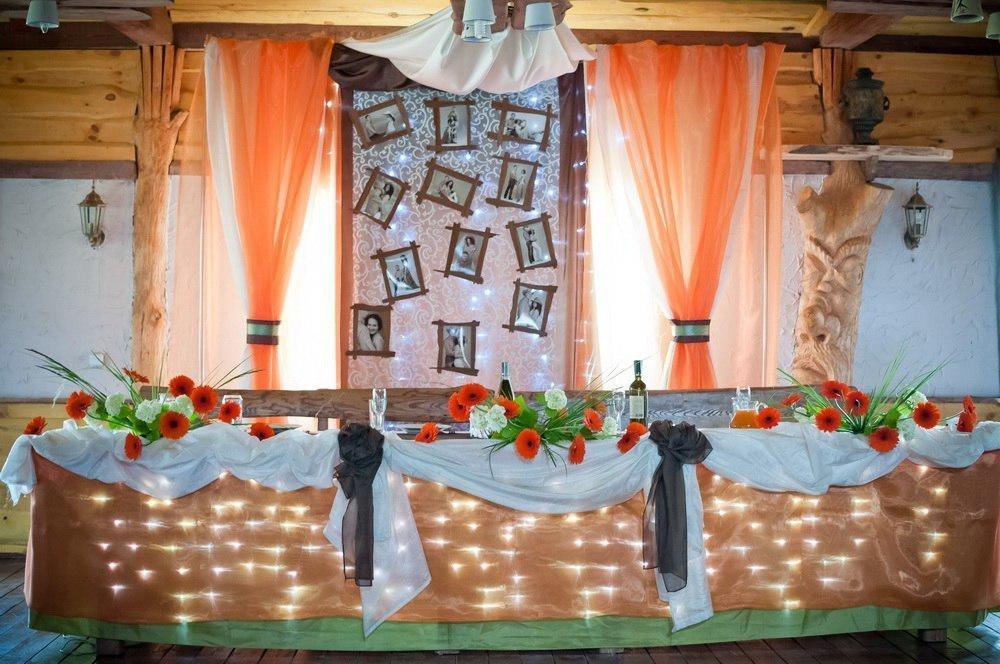 Кафе Бронгал - Свадьба - фото 4