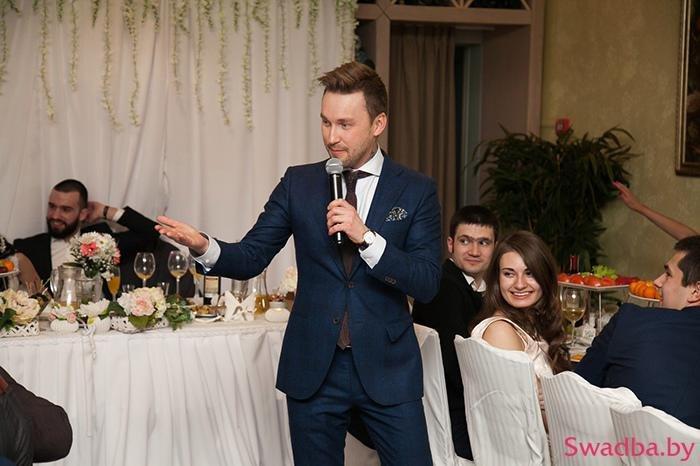 Ведущий Сергей Лапковский - Свадьбы - фото 49