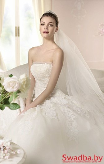 WEGA / ВЕГА - Pronovias White One (Испания) и Mori Lee (США) - фото 62