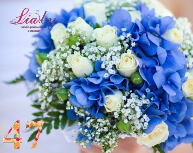 Салон флористики и декора Lia.by - Букет невесты - фото 52