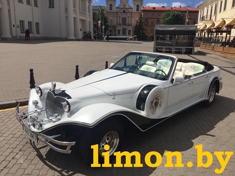 Прокат автомобилей  «ЛИМУЗИН - МИНСК» - Представительский класс - фото 6