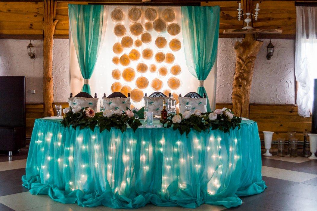 Кафе Бронгал - Свадьба - фото 23