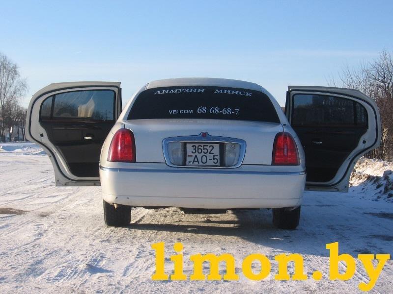 Прокат автомобилей  «ЛИМУЗИН - МИНСК» - Лимузины - фото 63