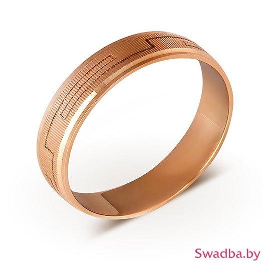 """Салон обручальных колец """"Свадьба"""" - Обручальные кольца без вставок - фото 18"""