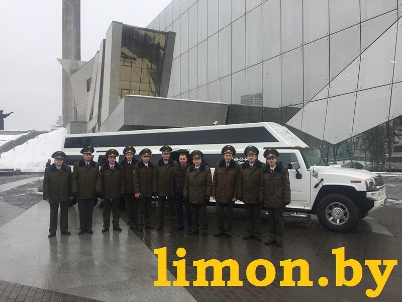 Прокат автомобилей  «ЛИМУЗИН - МИНСК» - Лимузины - фото 77