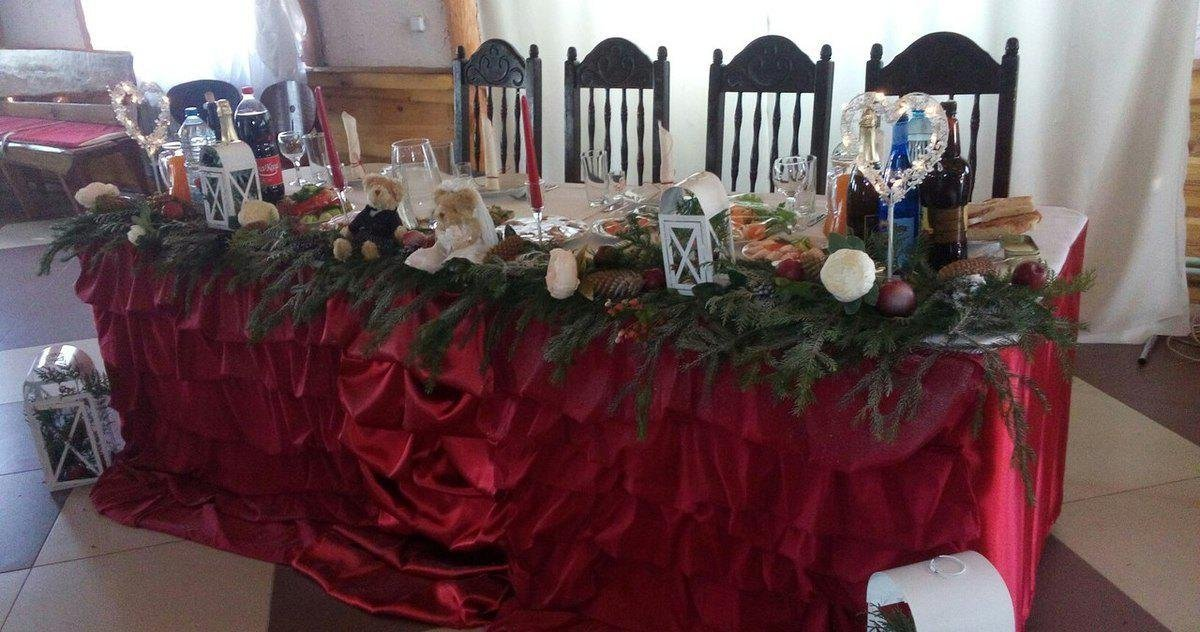 Кафе Бронгал - Свадьба - фото 12