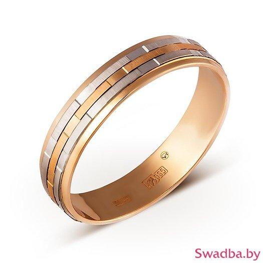 """Салон обручальных колец """"Свадьба"""" - Обручальные кольца без вставок - фото 23"""