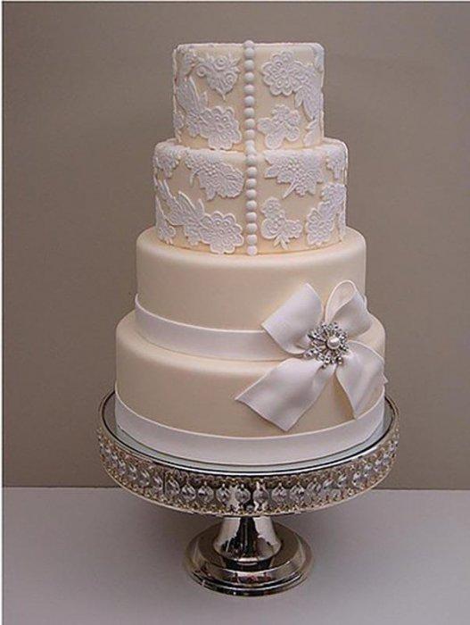 Торты на заказ Домашние торты от Марты Липинской - Свадебные торты - фото 18