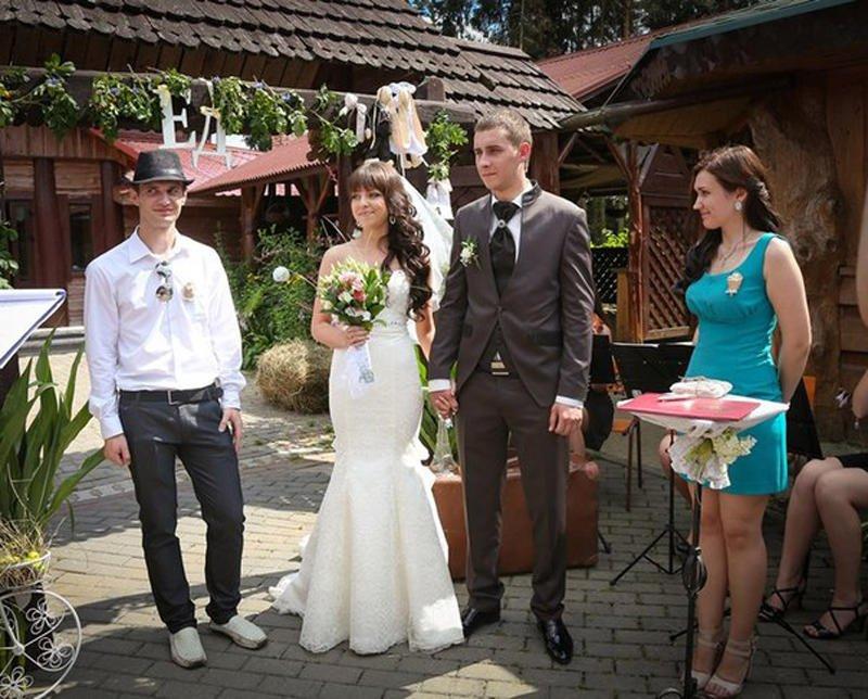 Кафе Бронгал - Свадьба - фото 2