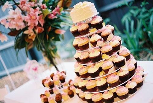Торты на заказ Домашние торты от Марты Липинской - Свадебные капкейки - фото 2