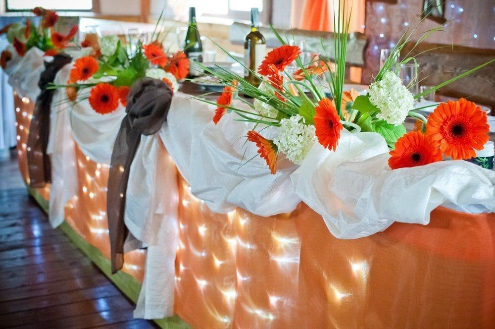 Кафе Бронгал - Свадьба - фото 8