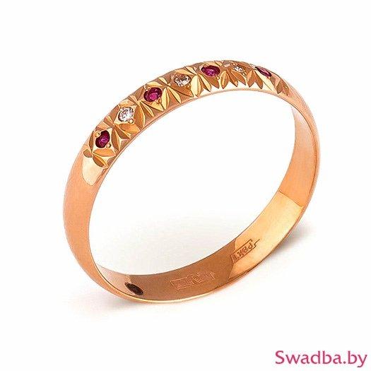 """Салон обручальных колец """"Свадьба"""" - Обручальные кольца с бриллиантами - фото 57"""