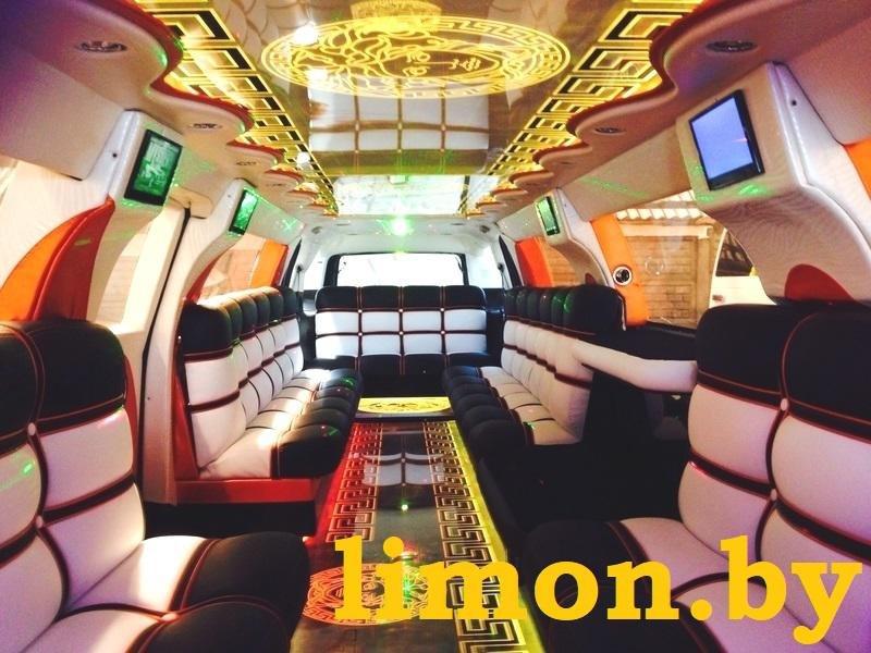 Прокат автомобилей  «ЛИМУЗИН - МИНСК» - Лимузины - фото 40