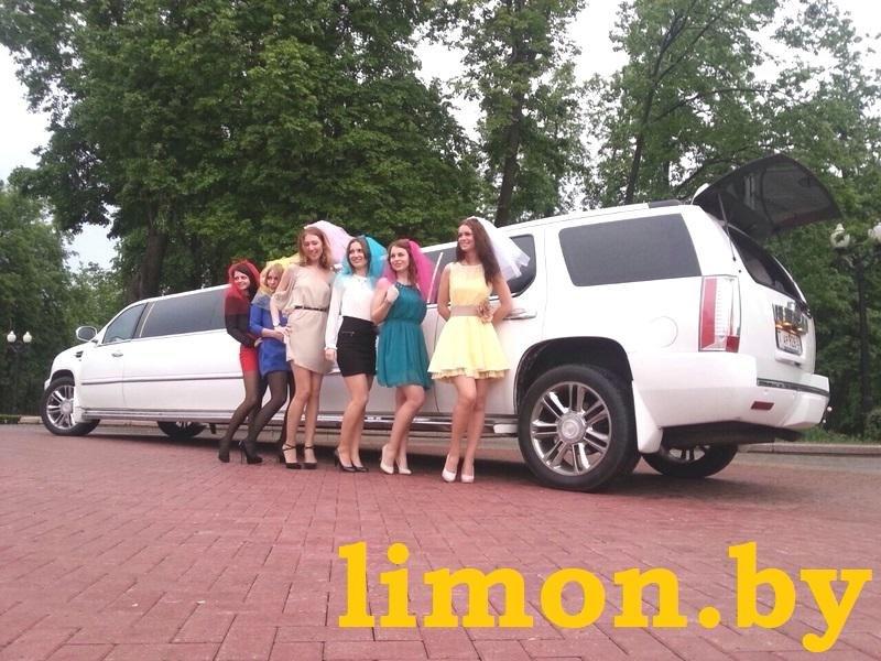 Прокат автомобилей  «ЛИМУЗИН - МИНСК» - Лимузины - фото 45