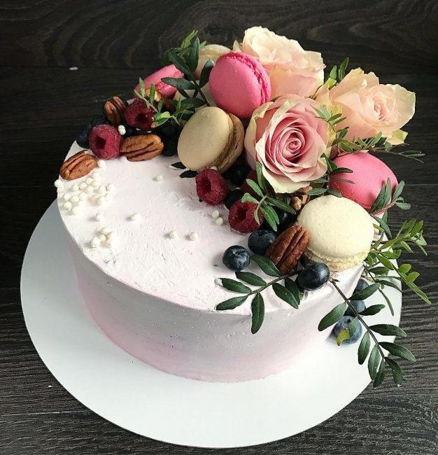Торты на заказ Домашние торты от Марты Липинской - Свадебные торты - фото 4