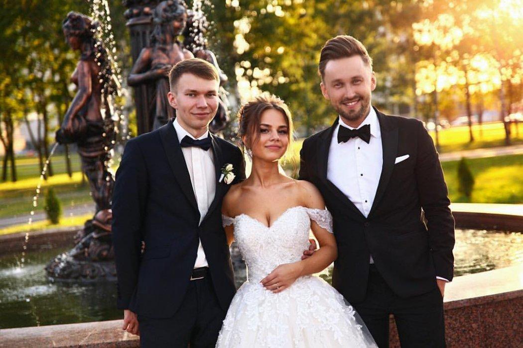 Ведущий Сергей Лапковский - Свадьбы - фото 4