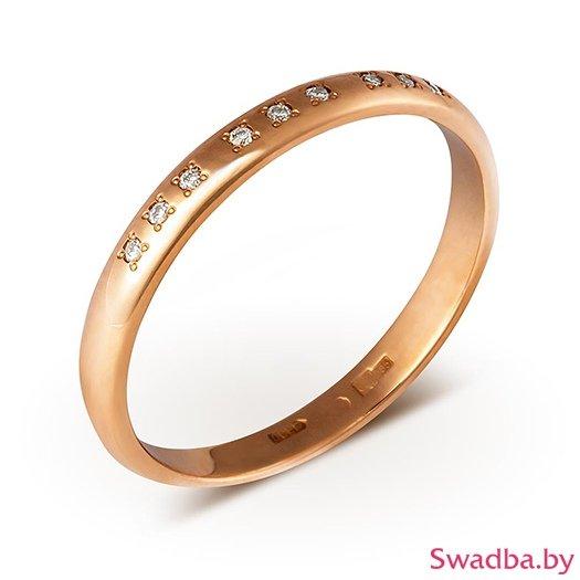 """Салон обручальных колец """"Свадьба"""" - Обручальные кольца с бриллиантами - фото 29"""