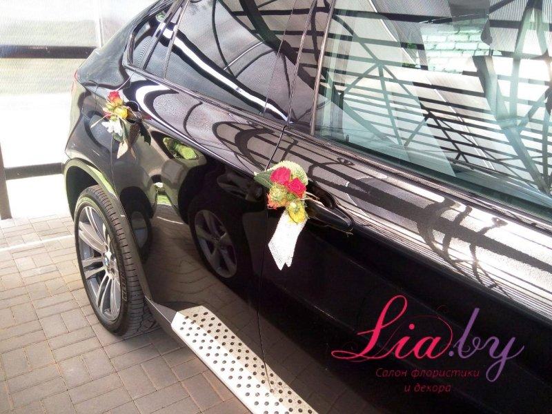 Салон флористики и декора Lia.by - Машины, параходы - фото 4