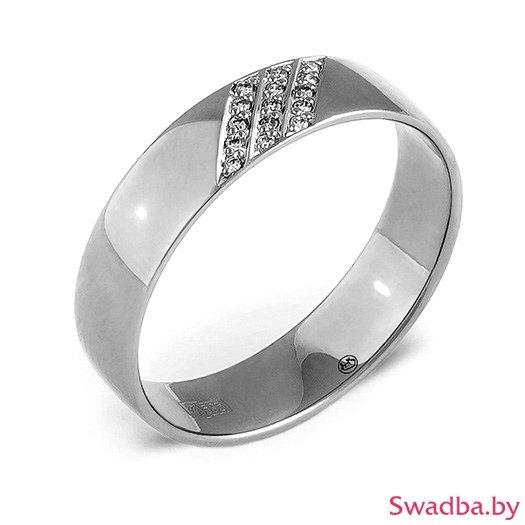 """Салон обручальных колец """"Свадьба"""" - Обручальные кольца с бриллиантами - фото 9"""
