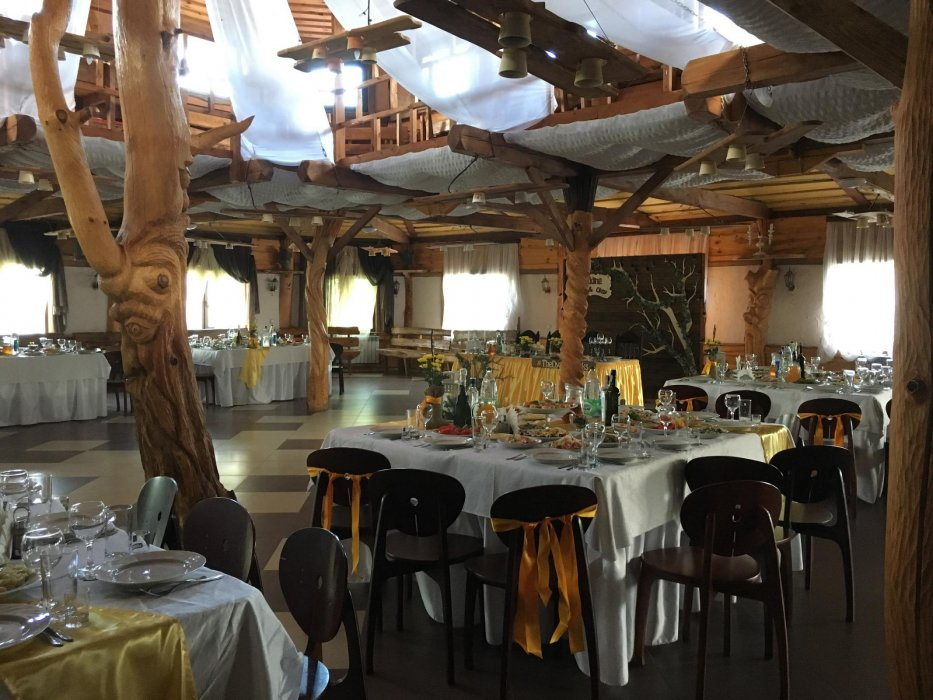 Кафе Бронгал - Свадьба - фото 16