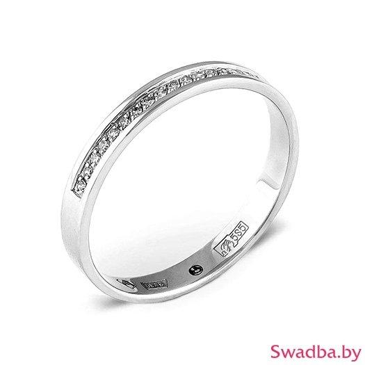 """Салон обручальных колец """"Свадьба"""" - Обручальные кольца с бриллиантами - фото 7"""